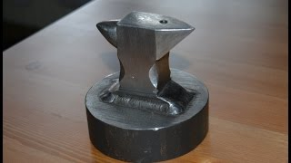 Making a Jewelers Anvil and a Coin Ring