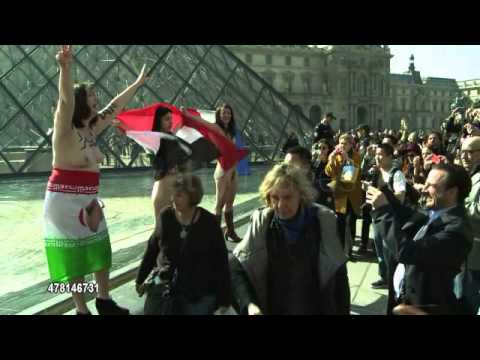Xxx Mp4 Muslim Women Unveil To Protest Aga Seven Women On Saturday In France 3gp Sex