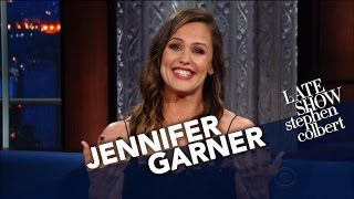 Jennifer Garner Uses Her Endorsing Skills For
