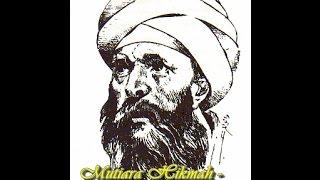MUTIARA HIKMAH - Al Imam Al Ghozali