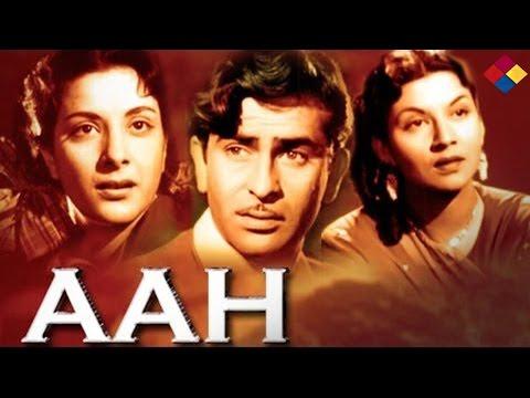 Jane Na Nazar Pehchane Jigar | Hindi Songs | Raj Kapoor | Nargis | Aah | Lata | Mukesh .