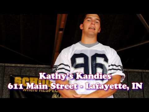 Joe Pittman for Kathy s Kandies Commercial