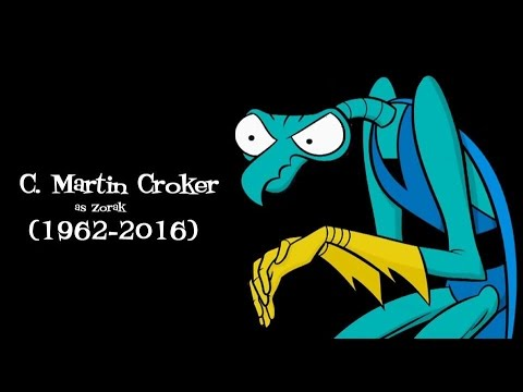 Remembering C. Martin Croker - The SGC2C Onslaught 1994 to 98