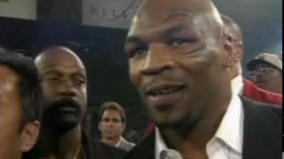 Bob Sapp vs. Mike Tyson
