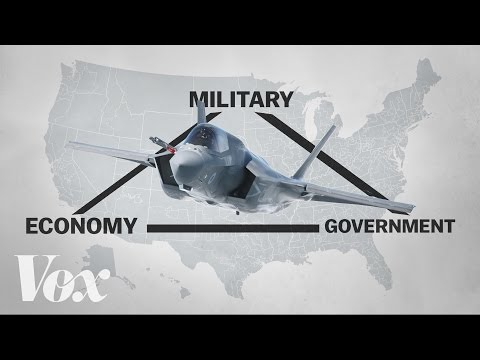 This jet fighter is a disaster but Congress keeps buying it