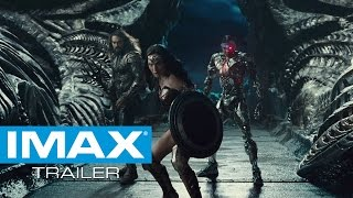Justice League IMAX® Trailer