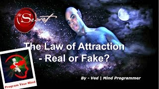 Law Of Attraction - Real or Fake and How it works? [in Hindi]
