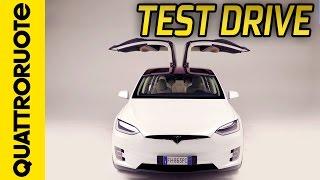 Tesla Model X: prova su strada | Quattroruote