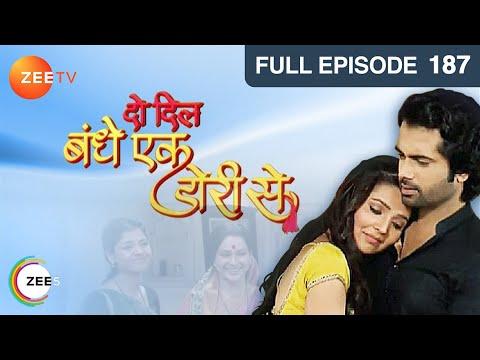 Do Dil Bandhe Ek Dori Se - Episode 187 - April 28, 2014