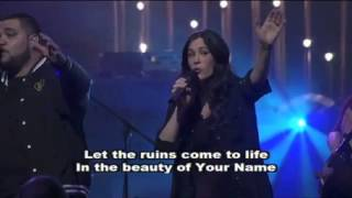 Glorious Ruins - Hillsong Lyrics/Subtitles 2013