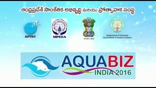 AquaBiz 2016 in Kakinada