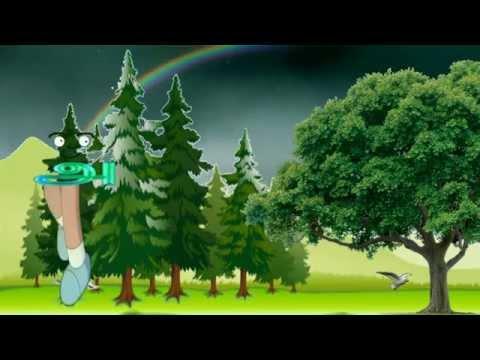 தமிழ் உயிர் எழுத்து அ cartoon animation