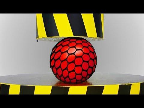 Ultimate Hydraulic Squishy Ball