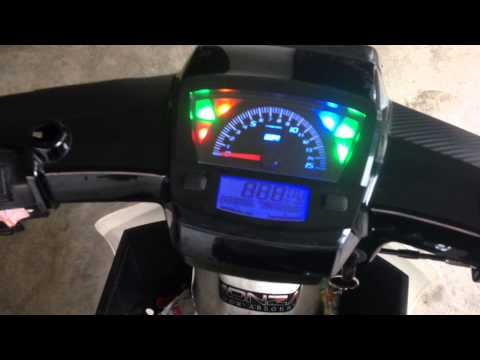 EX5 Racing power of Honda