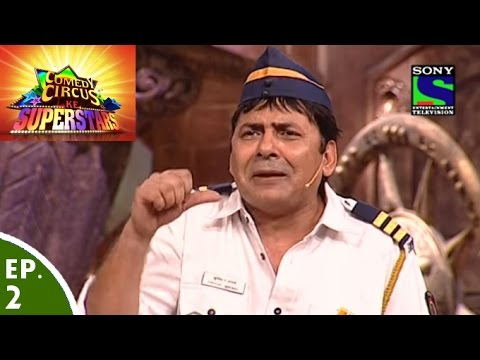 Comedy Circus Ke Superstars Episode 2 Champions vs Challengers Special