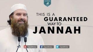 This is a Guaranteed Way to Jannah - Abdur Raheem McCarthy