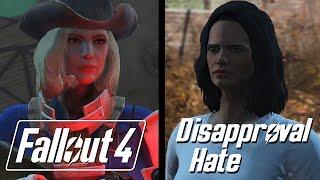 Fallout 4 - Companions Dislike/Hate + Death Quotes