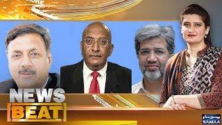 Nawaz Sharif Ka Naye Bayan Ka Mulk Per Asar | News Beat | Paras Jahanzeb | SAMAA TV | 13 May 2018