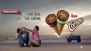 Kwality Wall`s Cornetto ICE CREAM TV AD