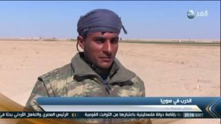 تقرير   قوات سوريا الديمقراطية تدخل محافظة دير الزور للمرة الأولى