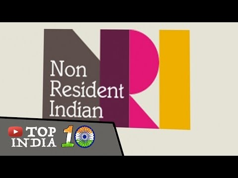 Top 10 Countries With Highest NRI's (Non-Resident Indians)
