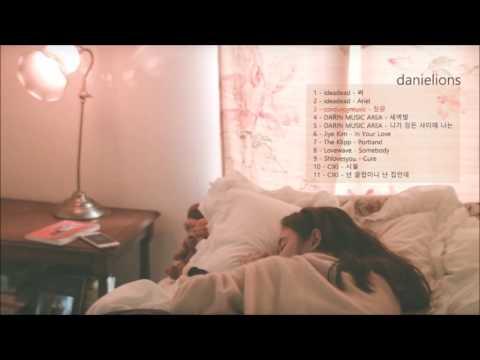 ♫ korean indie acoustic ; 어쿠스틱 인디 모음 11 songs