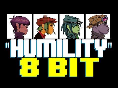 Humility [8 Bit Tribute to Gorillaz] - 8 Bit Universe