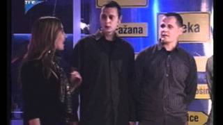 Klapa Škerac - Kroz planine, barda i gore - Basso Company