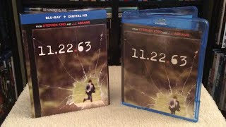 11.22.63 Blu Ray Unboxing & Review - James Franco