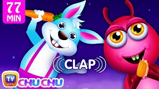 If You're Happy And You Know It and More Videos | Popular Nursery Rhymes Collection by ChuChu TV