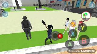 High school simulator girla new updata teach