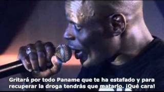 Kery James - L'impasse feat  Béné (Live At Trabendo Session) subtitulado