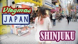 Hanging in Shinjuku   Vlogmas #21   KimDao in JAPAN ft Sunnydahye