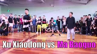 The Xu Xiaodong Match From 2017 That Got Stopped