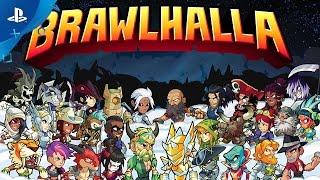 Brawlhalla - Gameplay Trailer   PS4