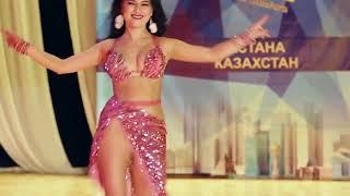 INDIRA KASSIMOVA - Hot Raqs Sharqi - Tabla solo