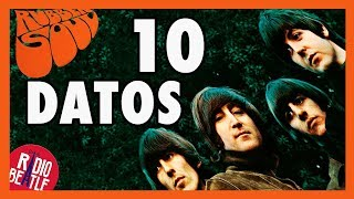 10 Curiosidades del Álbum RUBBER SOUL de THE BEATLES | Radio-Beatle