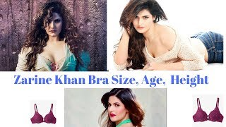 Zarine Khan Bra Size, Age, Weight, Height, Measurements 2018