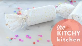 How to Make DIY Party Poppers // Living Deliciously