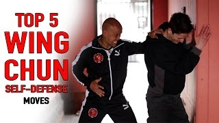 Top 5 Wing Chun self defense moves that's good to know