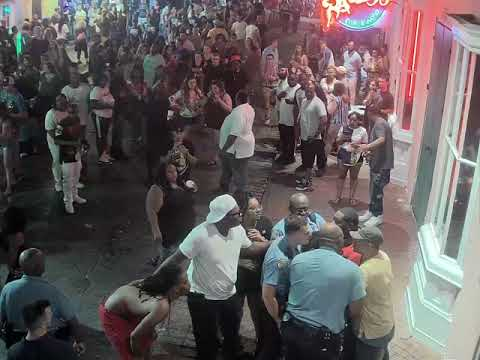 Xxx Mp4 Bourbon Street Fight That Injured New Orleans Police Officers 3gp Sex