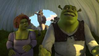 Are we there yet? - Shrek 2