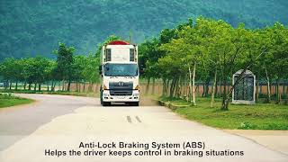 The introduction of Hino's new model - SS2P