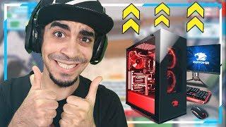 حياة اليوتيوبر: طورت الكمبيوتر حقي !! و اول مرا اروح حفلة !! 🔥 | 4# YouTuber