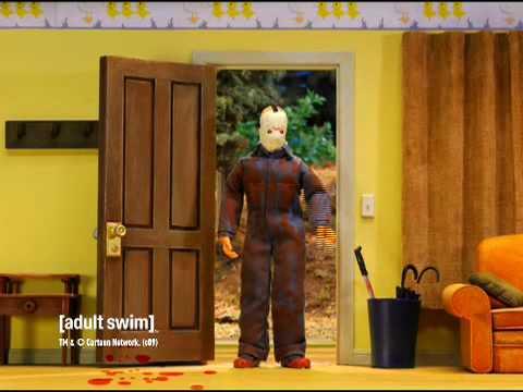 Xxx Mp4 Robot Chicken Jason Voorhees At Home Adult Swim 3gp Sex