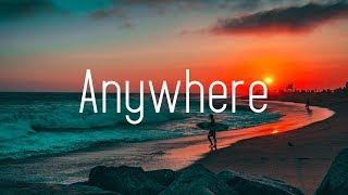 Attom & Blonde Maze - Anywhere (Lyrics)