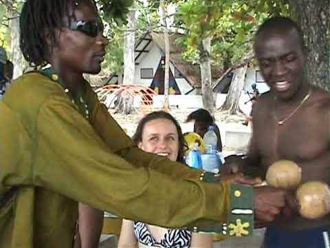 Guilou Beach avec Gwoup Twoubadou Haiti