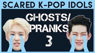 Scared K-Pop Idols: Ghosts & Pranks 3