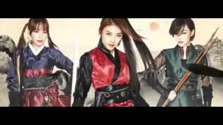 The Huntresses (조선미녀 삼총사) - Trailer - korean action, drama, fantasy, comedy 2014