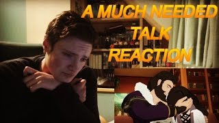 RWBY: VOLUME 4 CHAPTER 8 - A MUCH NEEDED TALK REACTION